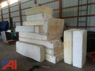 Lot of Styrofoam Blocks