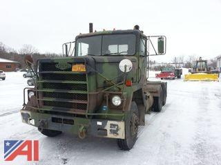 1983 AM General M915A1 Semi and Chassis