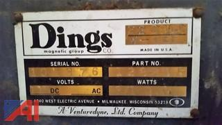 Dings Electro Recycling Magnet