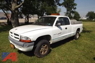 2001 Dodge Dakota Sport Pickup