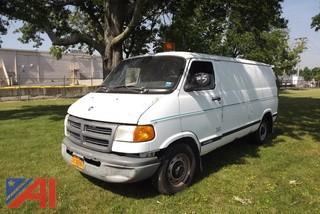 2000 Dodge Ram 2500 Van