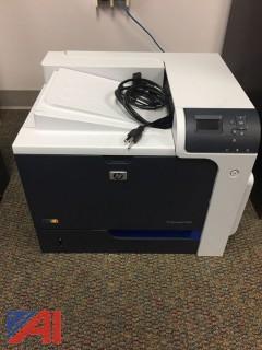 (2) HP Printers & Toner