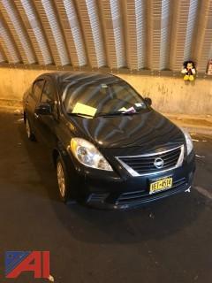 2012 Nissan Versa 4DSD