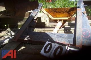 (2) Fisher Plow Head Gear