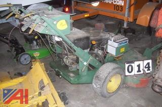 "Bunton 48"" Walk Behind Mower"