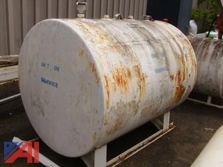 Steel Diesel Storage Tank