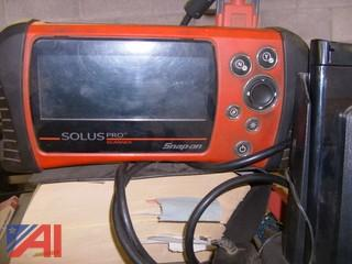 Snap-on Brand Diagnostic Obdii Scanner, Solus Pro