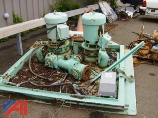 Sewer Pump Station Equipment