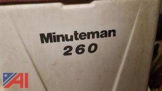 Minuteman Floor Machine