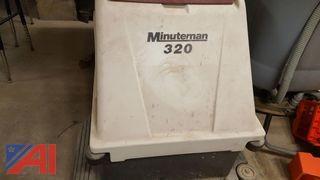Minuteman 320 Floor Machine