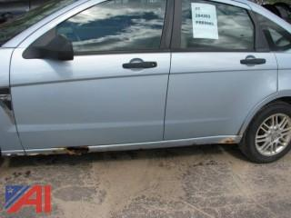2008 Ford Focus 4 Door