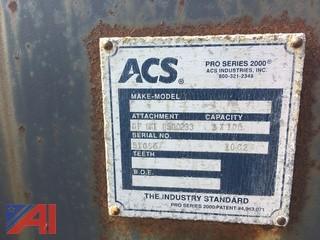 ACS General Purpose 3 yard Bucket