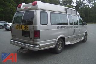 2003 Ford E350 Handicap Van