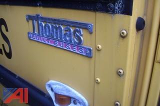 2002 GMC 3500 Thomas Mini Bus