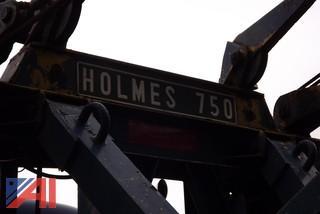 1982 Mack Holmes 750 Wrecker