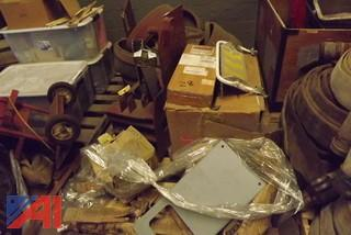 Large Lot of Assorted Truck and Auto Parts