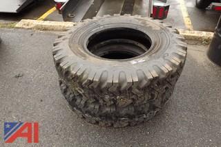 (2) Hi-Miler Tractor Tires