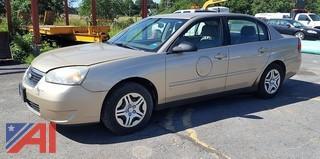 2007 Chevrolet Malibu 4DSD