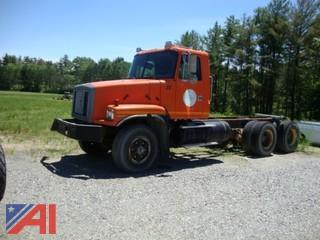 1998 Volvo VED12-345180 Cab and Chassis