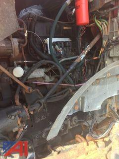 *Pictures Added* 2004 International 5600 Dump with Sander, Plow