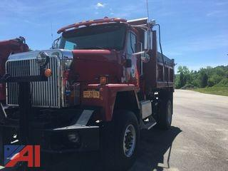*Pictures Added* 2003 International 5600 Dump with Sander, Plow