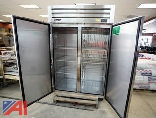 Turbo Air PRO-50F Premier Series 2 Door Reach-In Freezer