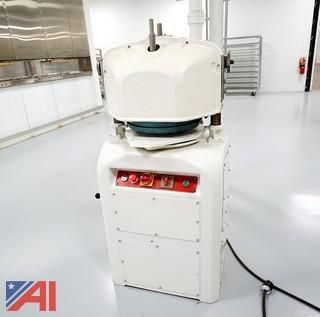 Erika Automatic Dough Divider Rounder