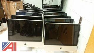 (30) Apple iMac's