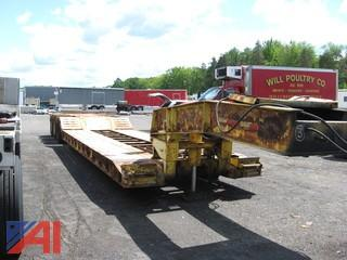 2004 Witzco Challenger 42' Low Boy Trailer