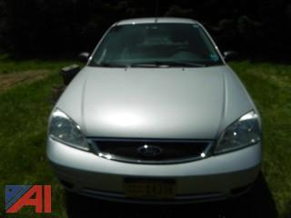 2007 Ford Focus ZX4 S 4DSD
