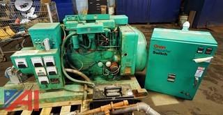 Onan 12.5 kw Natural Gas Generator