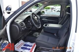 2013 Chevy Tahoe 4 Door/Police SUV