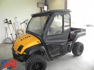 2013 Cub Cadet 4 x 2  37BB476H010 Utility Vehicle