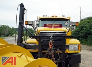 1998 Mack Elite CL-713 Dump & Plow Truck