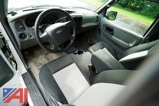 2010 Ford Ranger Pickup W/Diamond Plate Cap