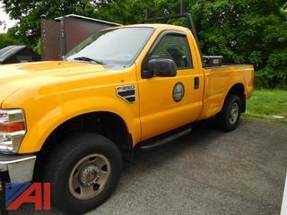 2008 Ford F250 HD Pickup