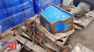 Lot of New Holland Tractor Attachments
