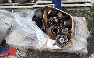 (2) Pallets of Assorted Transmission Parts
