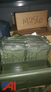 M256A Kits/M8 Paper