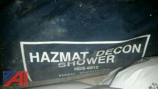 Hazmat Decon Showers