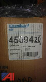 (3) Boxes of BioHazard Suits