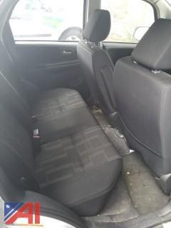 2012 Suzuki Sx4 Crossover SUV