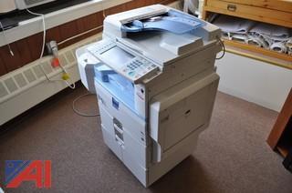 RICOH SAVIN 9228 Digital Multi-functional Color Copy Machine