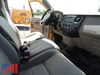 2008 Ford F250 Super Duty XL Pickup-Super Cab