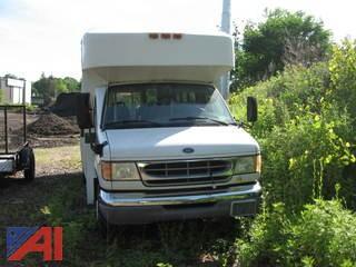 2001 Ford E450 Bus
