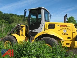 2006 New Holland W130TC Front end Loader