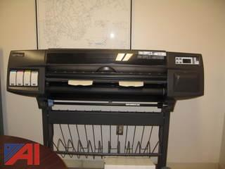 Hewlett Packard Model C60748 Image Printer