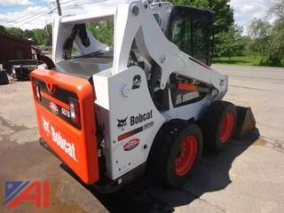 **5% BP** 2015 Bobcat S570 Skid Steer