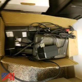 Large Lot of Low Band Radio Equipment