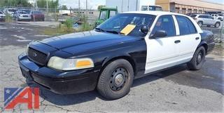 2010 Ford Crown Victoria/Police Interceptor 4DSD